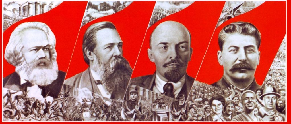 Lenin and Stalin implemented the destruction of the family that Karl Marx had proclaimed.
